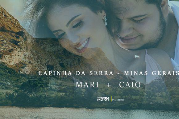 MARIANA & CAIO | LOVE STORY