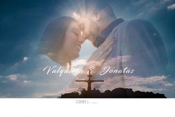 VALQUÍRIA E JONATAS  - PRE WEDDING