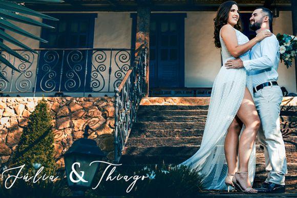 JÚLIA E THIAGO - PRÉ WEDDING