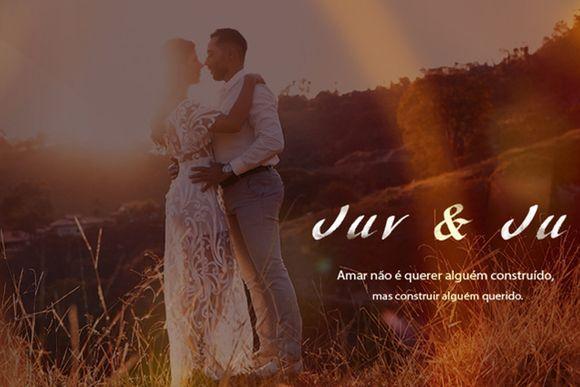 JUH & JUV - PRÉ WEDDING