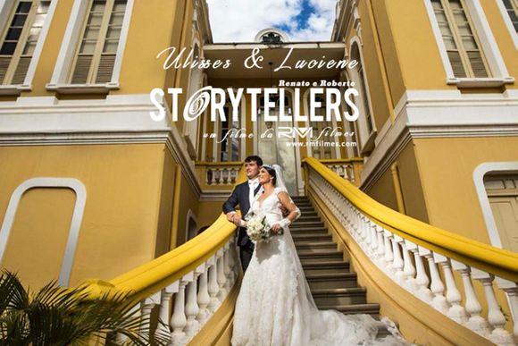 Ulisses & Luciene - Perdigão MG - Storyteller Renato e Roberto