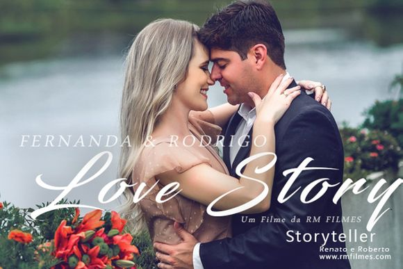 LOVE STORY | FERNANDA & RODRIGO