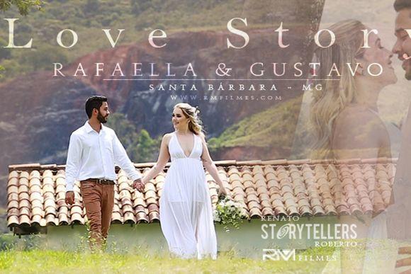 LOVE STORY | RAFAELLA & GUSTAVO