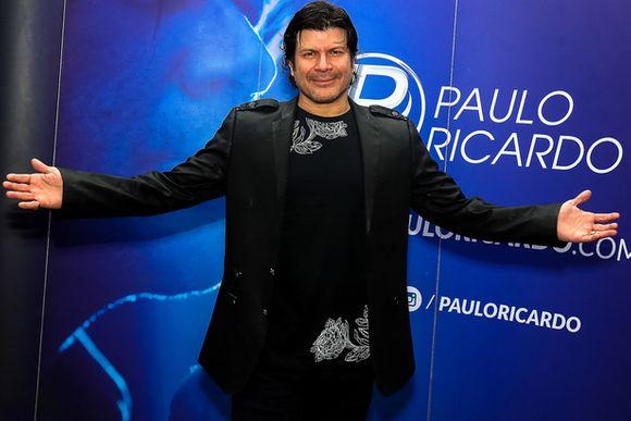 Show Paulo Ricardo e Camerata Sesi