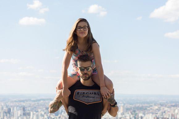 Ensaio de família | Maria e Lucas