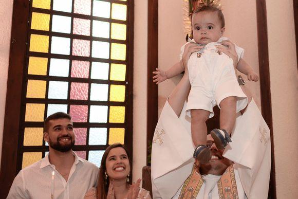 Batizado do Artur