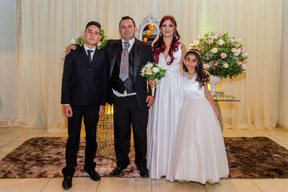 Casamento Vanessa e Luiz Claudio