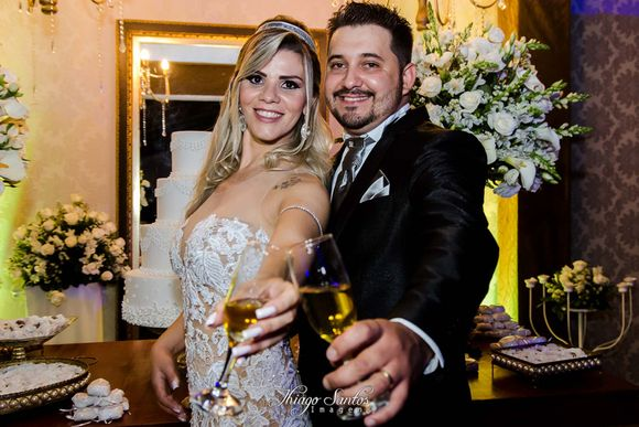 Casamento Kele e Diogo