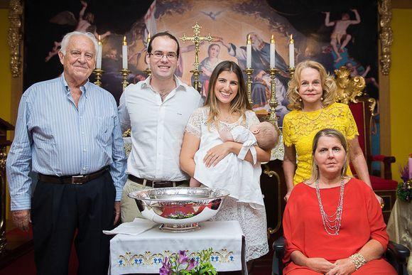 Batizado da Manuela