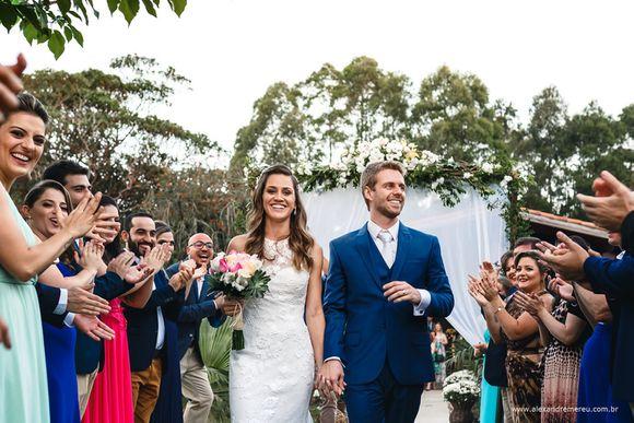 Casamento Erika + Felipe