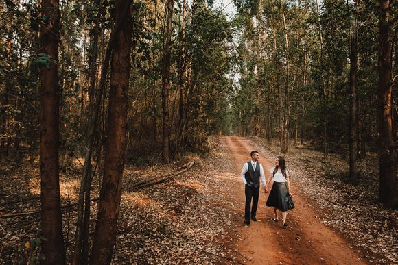 Pré Wedding - Isabela e Leonel