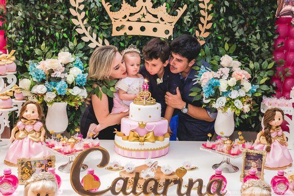 Catarina - 1 aninho