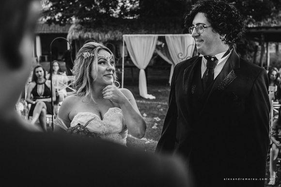 Casamento Gislaine + Bruno