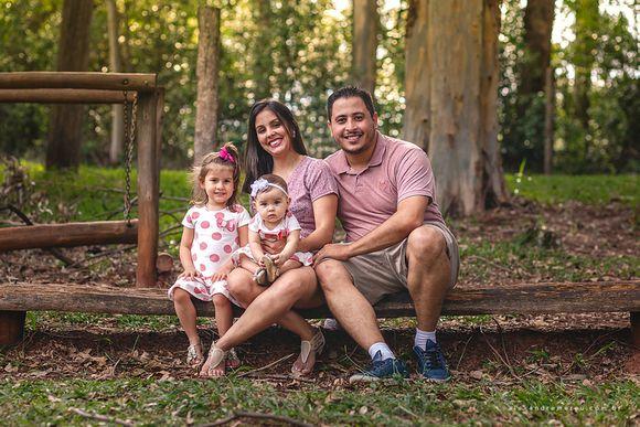 Ana Júlia e Família