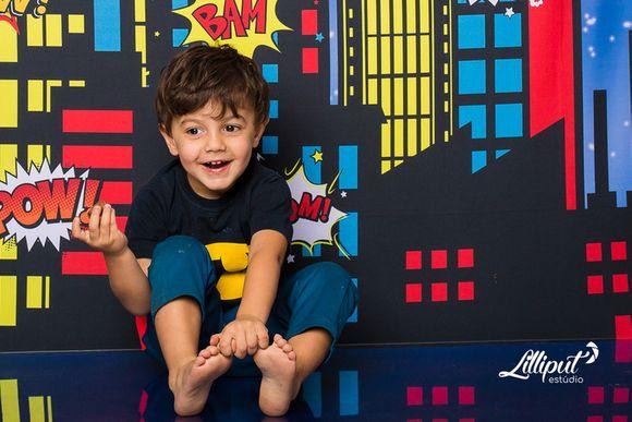 Super Heróis | Danilo