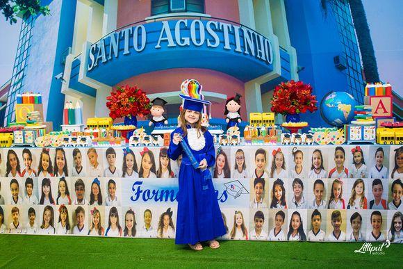 Festa Confraternização Santo Agostinho