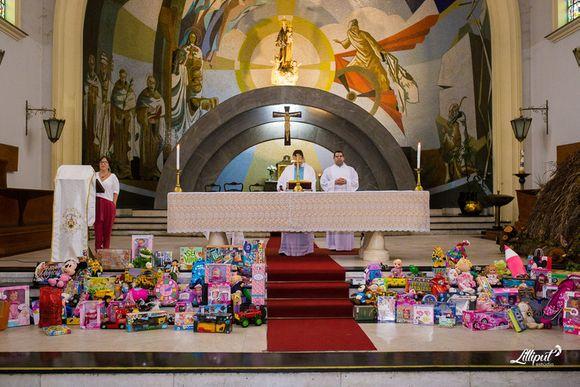 Missa Formatura Infantil 2019