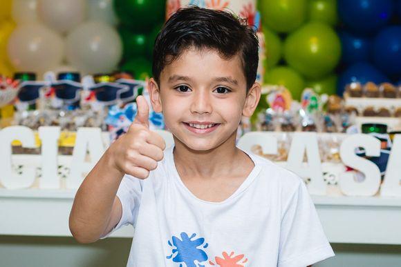 Festa Formatura Infantil 2019