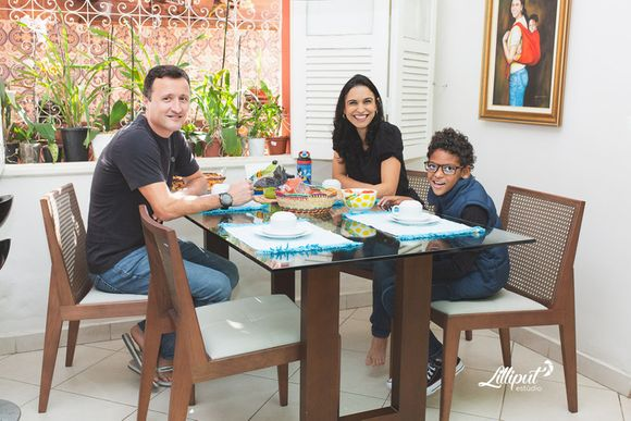 Família Juliana Siqueira