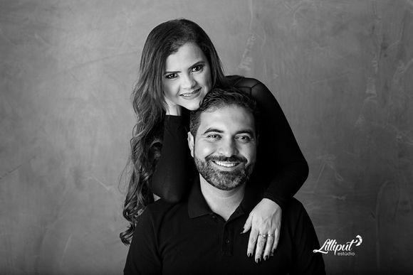 Lilian e Luiz Paulo