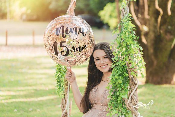 Nina 15 Anos
