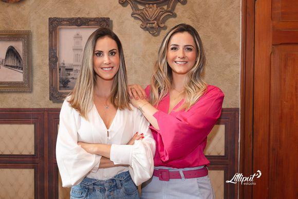 Juliana e Luciana