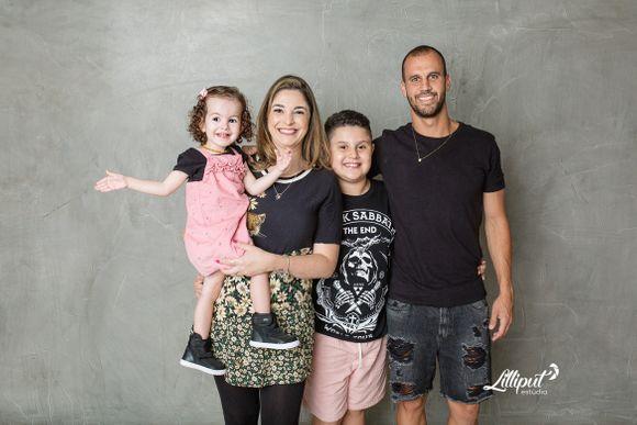 Ensaio Família Nathalia