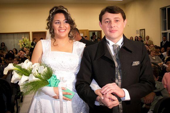 Thalita e Cristiano