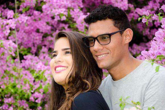 Luanna e Diego