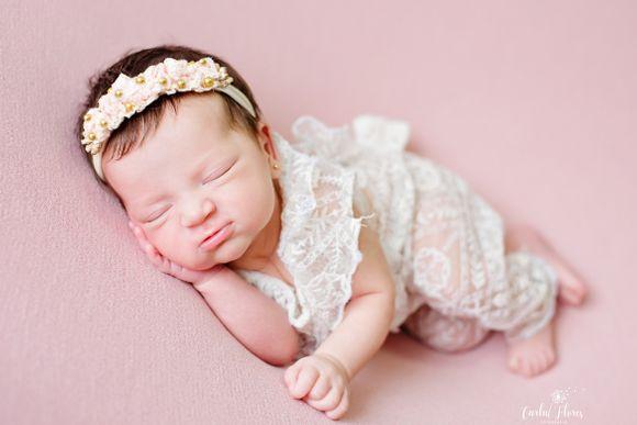 Newborn Alícia 12 dias