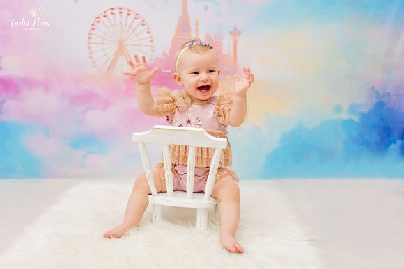 Antonella 9 meses