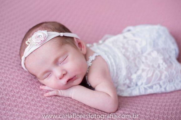 Newborn Nina Helena 17 dias