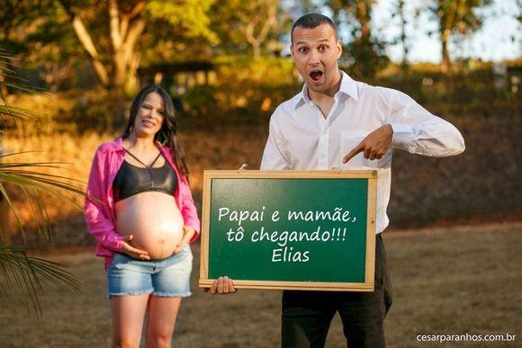 Katiane + Welisson = Elias