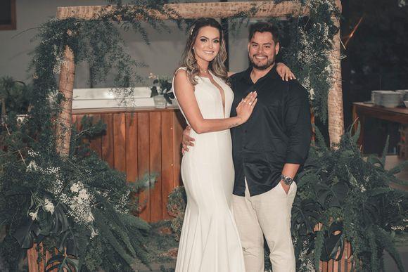 Débora e Guilherme