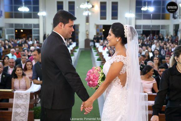 Casamento Isdreison e Camila