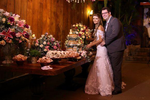 casamento Glenda e Thiago