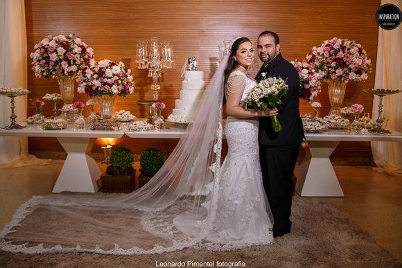 Casamento Christian e Michelinne