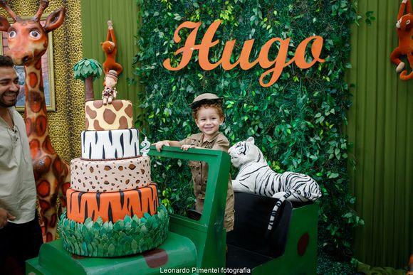 Hugo 2 anos