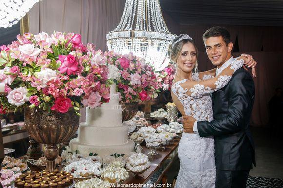 Casamento Polyana e Gleidson