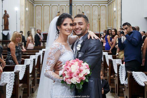 Casamento Josenir e Deisiane
