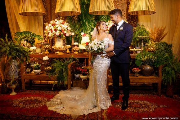 Casamento Carol e Everton