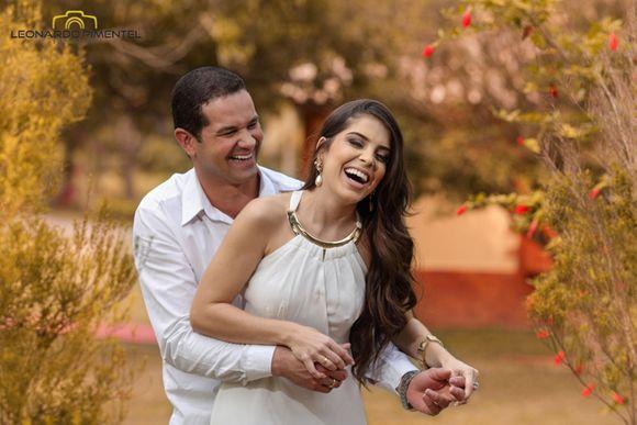 Pré casamento Thais e Gleidson