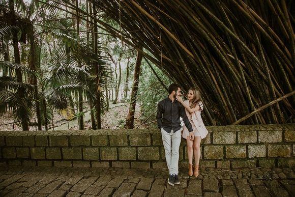 Carla Aline e Felipe