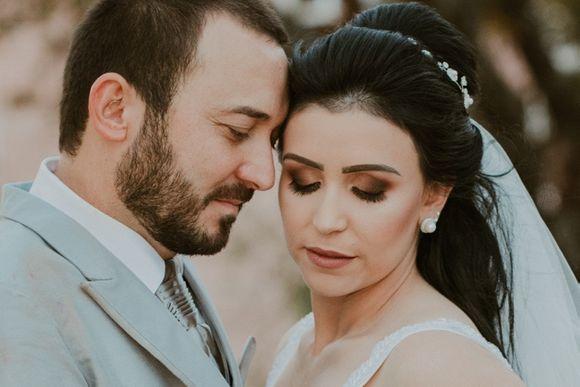 Ludmila e Marcelo