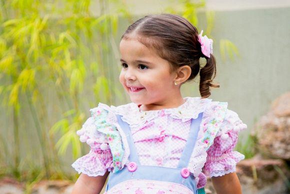 Ana Clara 3 anos