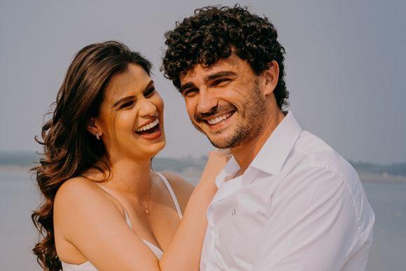 Valeria e Joao Paulo