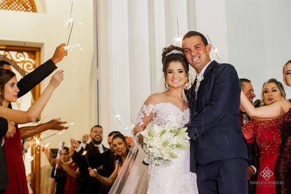 Eduarda e Sérgio