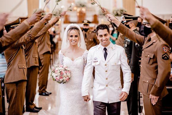 Casamento Carol e Neto