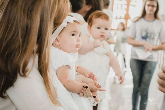 Batizado Liz e Sofia