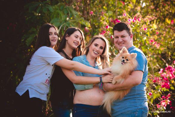 Ana e Família - Esperando Alice